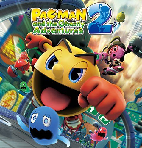 Bandai Namco PAC-MAN and the Ghostly Adventures 2 : PAC-MAN. $29.95 - $39.95