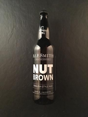 COMMERCIAL DESCRIPTION AleSmith Nut Brown is a tribute to one of our favorite British styles....