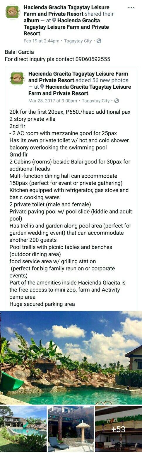 Balai Garcia Tagaytay City