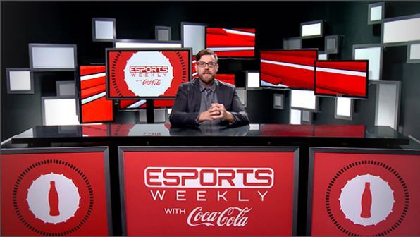 BRAND NEWS: Coca Cola joins forces with IGN for Esports weekly.