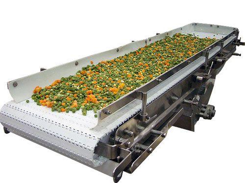Stromberg Sanitary Plastic Belt Conveyors