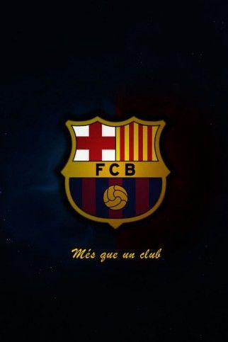 iPhone 6 Fc Barcelona Wallpaper