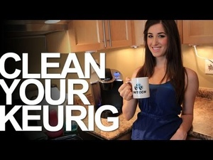 Video on how to clean your Keurig.