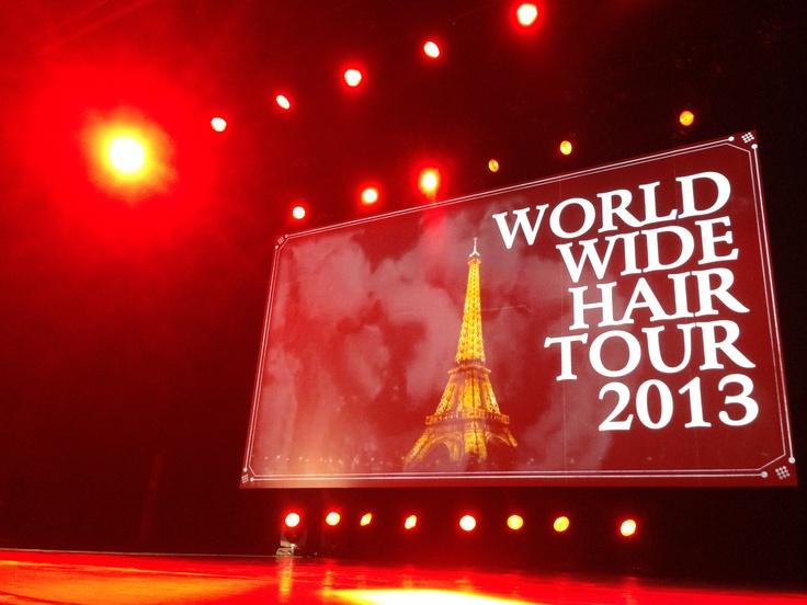 #wwht2013 #davies #paris From the Folies Bergere.