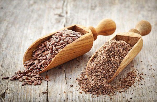 očista střeva - lněné semínko a kefír