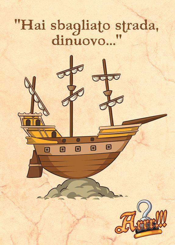 Oggi è proprio Lunedì, anche nell'arcipelago di ARRR!!!