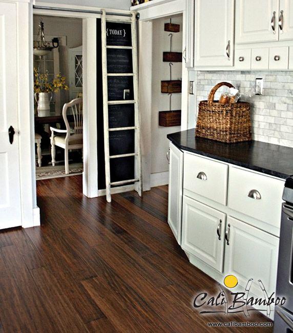 Pet Friendly Bamboo Floor - 50 Yr Guarantee