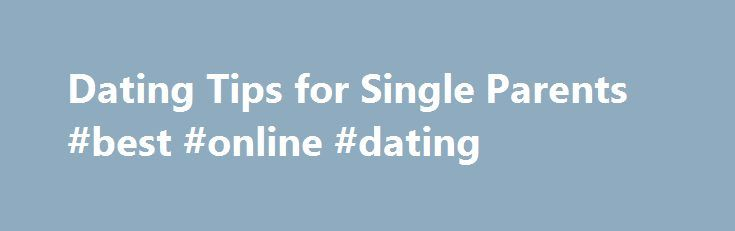 Parents dating online