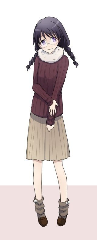 assassination classroom, ansatsu kyoushitsu, and okuda manami image