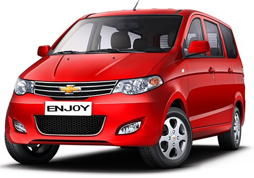 Chevrolet Enjoy to launch on May 9