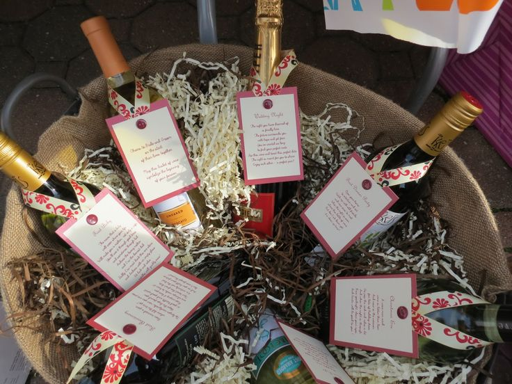 Wine Gifts For Wedding: Best 25+ Bridal Shower Poems Ideas On Pinterest