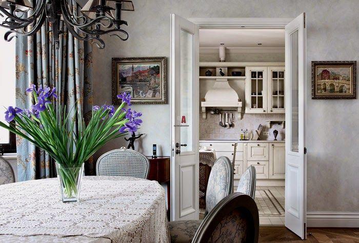 Интерьер в романтичном стиле прованс: 6 главных особенностей   Sweet home