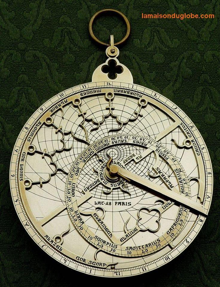 Astrolabe gothique