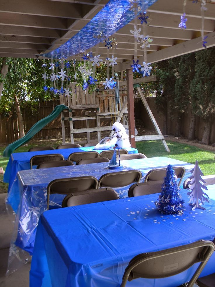 Birthday Parties: Frozen Birthday party    followpics.co