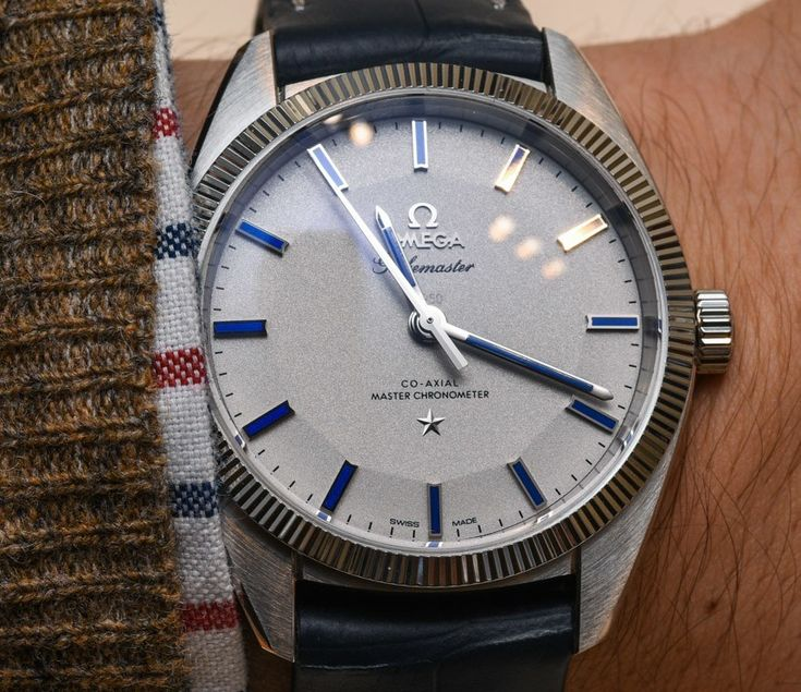 Omega Globemaster Co-Axial Master Chronometer Watch For 2015 Hands-On