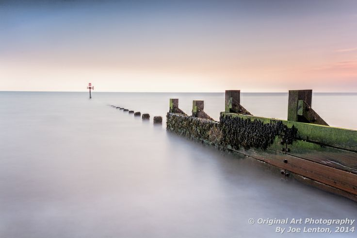 Gold - This long exposure taken at sunrise in Sheringham won Gold in the Pictorial & Fine Art section of the Societies April 2014 competition