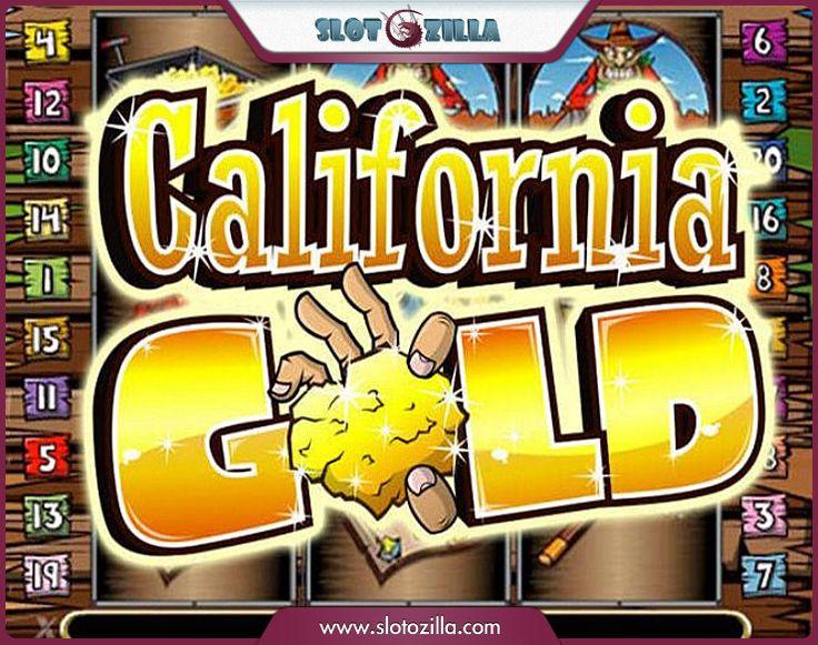 California gold slots