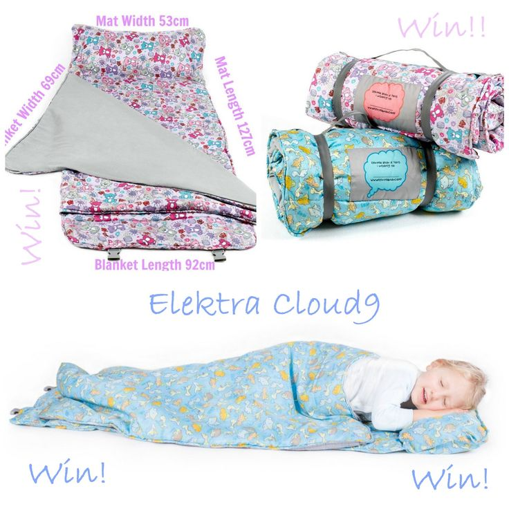 Win Elektra Cloud9 Nap Mat E: 29.02.16