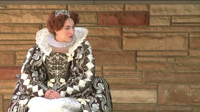 """""""The Utah Symphony is celebrating its 75th anniversary, and the Utah Shakespeare Festival is helping out. The two iconic Utah arts groups are teaming up to perform Prokofiev's Romeo and Juliet, and FOX 13 News was recently invited along for the final rehearsal at Abravanel Hall."""" #UtahShakes"""