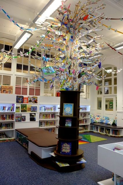 Image for Our New Colville Primary School Library