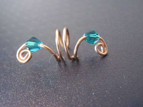 love ear cuffs, and this design is lovely!