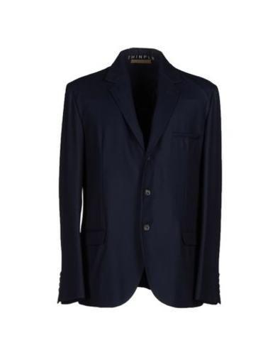 #Thinple giacca uomo Blu scuro  ad Euro 96.00 in #Thinple #Uomo abiti e giacche giacche