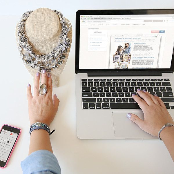 Launch a Jewelry Business | Become a Merchandiser | Chloe + Isabel