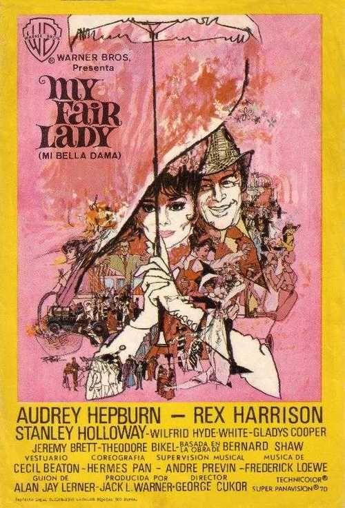 My Fair Lady 【 FuII • Movie • Streaming