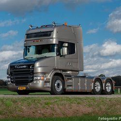 Scania T144 530 Topline