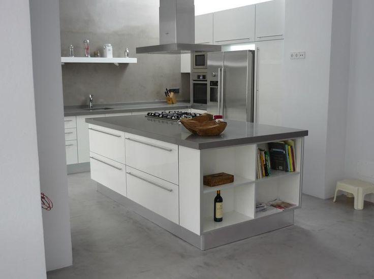 7 best cozinha gris expo images on pinterest grey for Silestone cuisine
