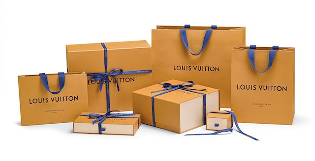 「ルイ・ヴィトン」がパッケージを刷新 | BRAND TOPICS | FASHION | WWD JAPAN.COM