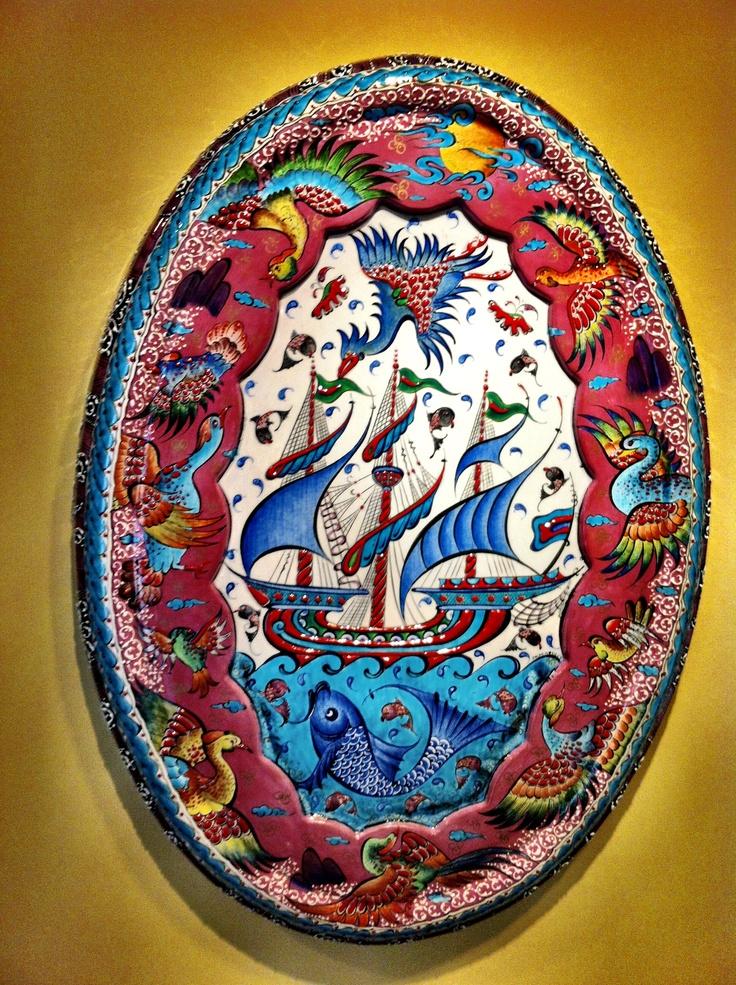 Traditional Turkish Tile