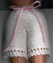 Barbie's Bloomers Pattern Free | Free Crochet Patterns & Free Knitting Patterns Doily Towel Edge Patterns crochê lace