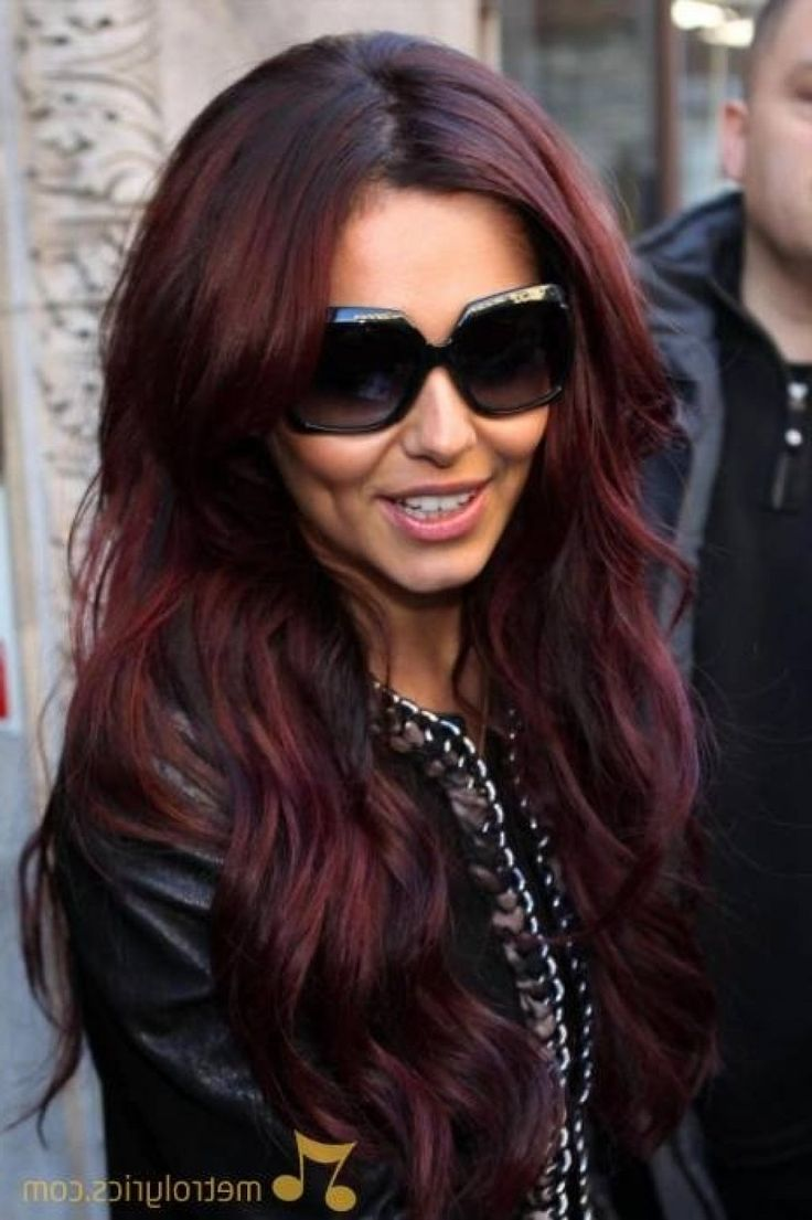 Dark Red Hair Google Search With Images Hair Color