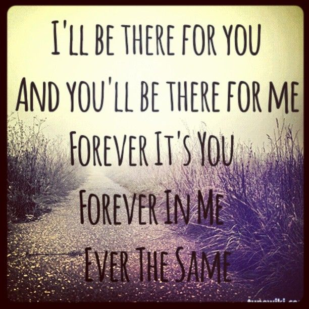 Being With You Lyrics