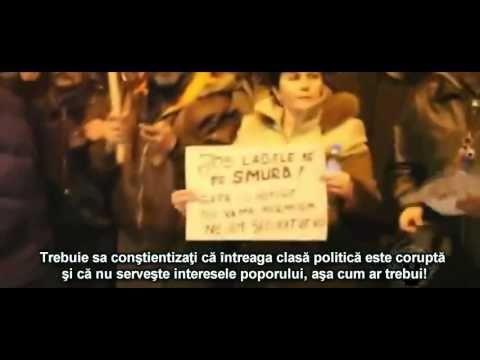ANONYMOUS - Mesaj catre Romania - subtitrat in limba romana