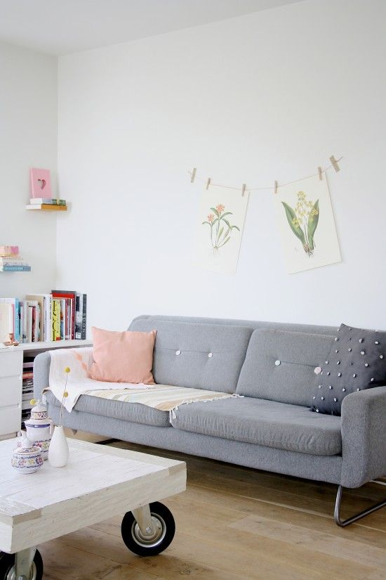 綺麗で優しい北欧家具