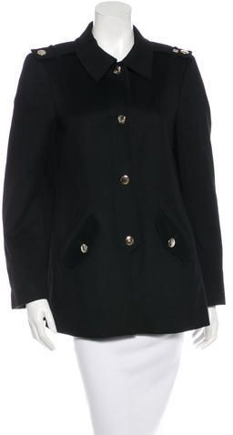 Gucci Wool Short Coat