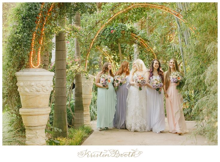 Watercolor Wedding Color Pallete