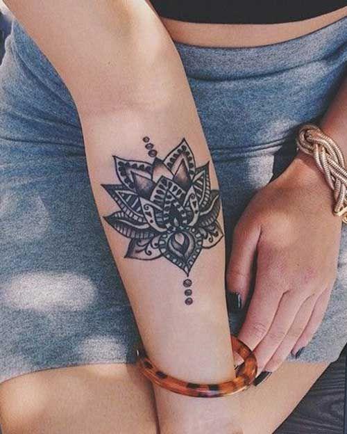 Lotus Flower Tattoo Tattoos Tattoos Flower Wrist Tattoos Lotus