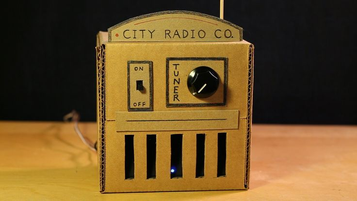 "A ""Radio"" created w/Scratch & Picoboard HT @wondersown"