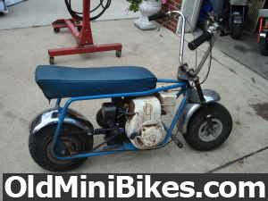Pin By Keith Williams On Harrison Wildcat Mini Bikes