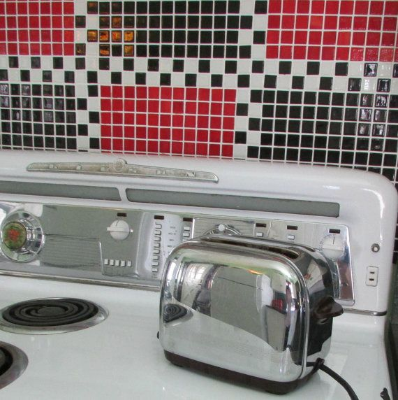 1941 Toastmaster Toaster With Timer Model 1b9 Vintage