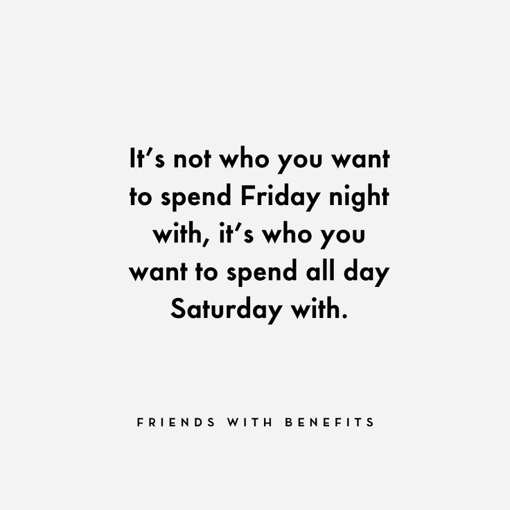 Saturday please stay even if my favorite day is Thursday! Truth well told by a lovely film titledFriends with benefits. I m sure that you know the story by now… It's not who you want t… #weekend #quote