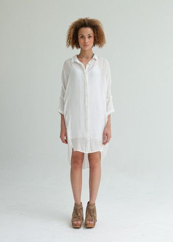 Sun Shirt Dress - WE'AR
