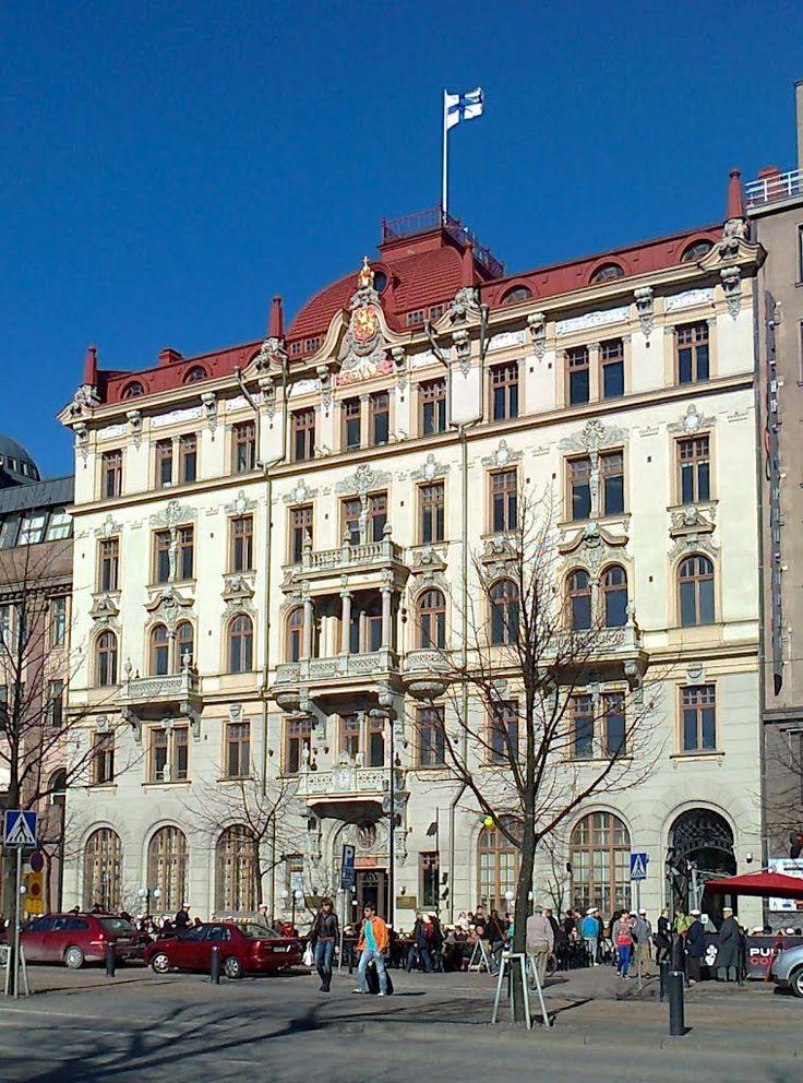 Fennia, Helsinki. - photo rai-rai