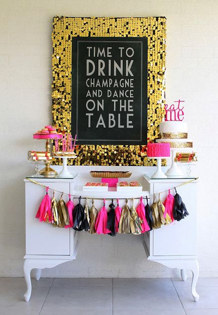 33 Top Adult Party Themes