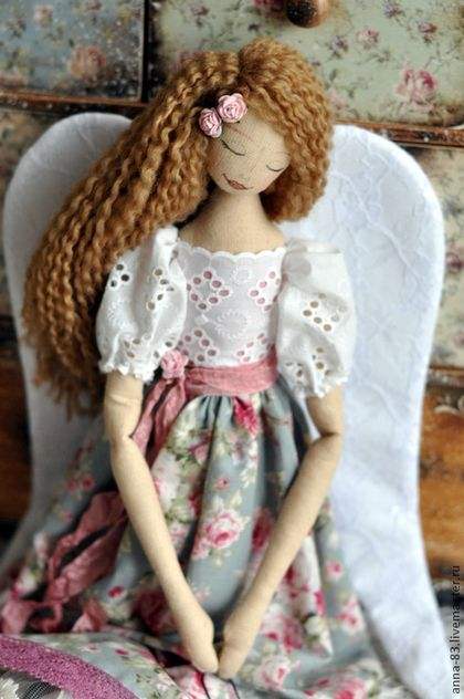 Ангел - Хранительница - ангел,ангелок,семейный очаг,оберег,семейный оберег