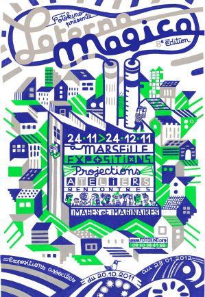 Festival Laterna Magica 2011 - Marseille   Gwénola Carrère