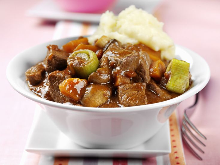 Boeuf Bourguignon is a true classic of the French kitchen and the ultimate comfort food. The stew may look complex but not so.